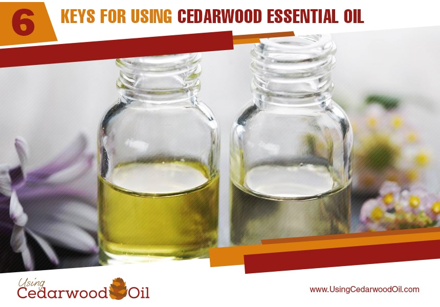 benefits of cedarwood essential oil
